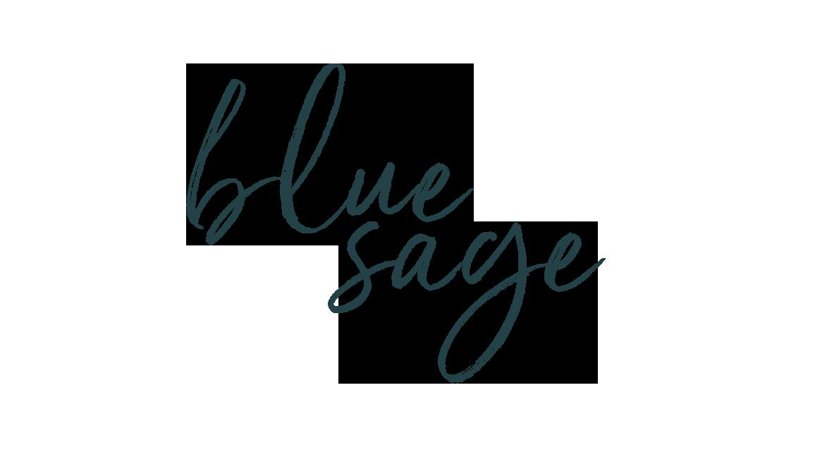Blue Sage Photo